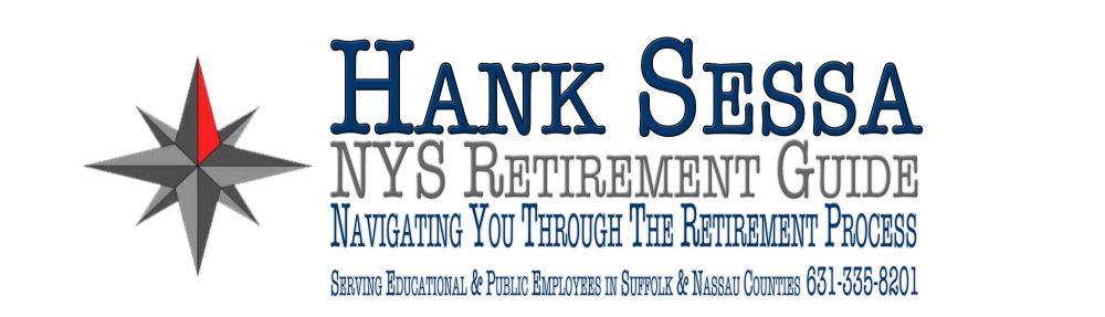 Hank Sessa NYS Retirement Guide